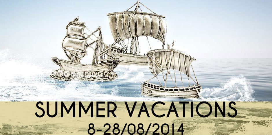 Museum Masters: Summer vacations