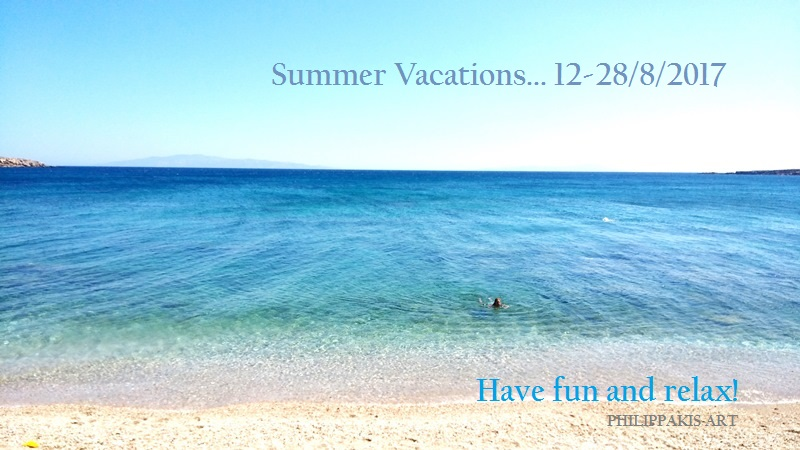 Summer Vacations are ON!