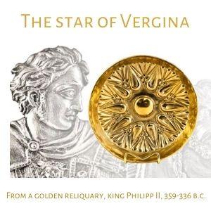 The Star of Vergina www.museummasters.gr