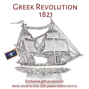 Greek Revolution 1821 handmade art on MuMa.gr