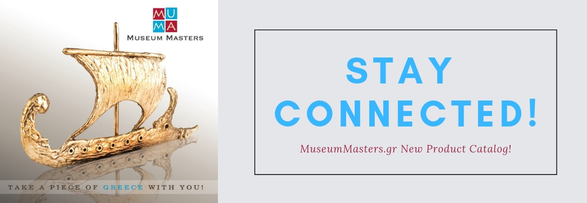 MuseumMasters.gr new product catalog