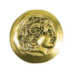 Alexander the Great, Brass Paper Weight