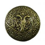 Two-headed Eagle, Brass Paper Weight