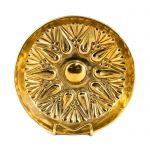 The Star of Vergina, Gold-plated bowl with the Star of Vergina.