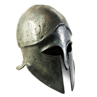 Corinthian Copper Helmet, Ancient Olympia