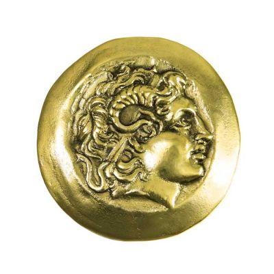 Alexander the Great, Brass Paper Weight