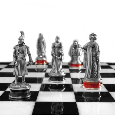 how to add chess pieces to chessboard java fx