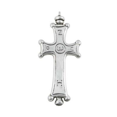 "Byzantine Cross ""Life-Light"", Silver 999°."