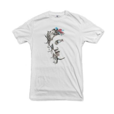 Alexander the Great, T-Shirt of 100% cotton.