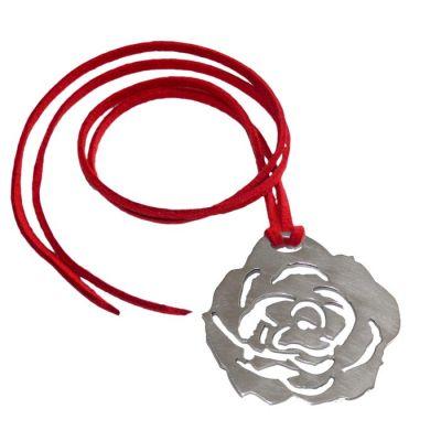 Τριαντάφυλλο, Παντατίφ, Ασήμι 925°.