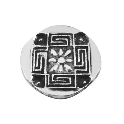 Silver Stater Coin of Knossos, Silver-plated Brass