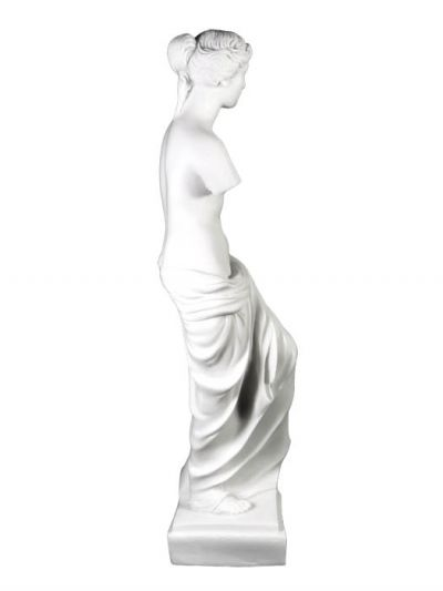 Aphrodite of Milos, Statue made of casted alabaster.